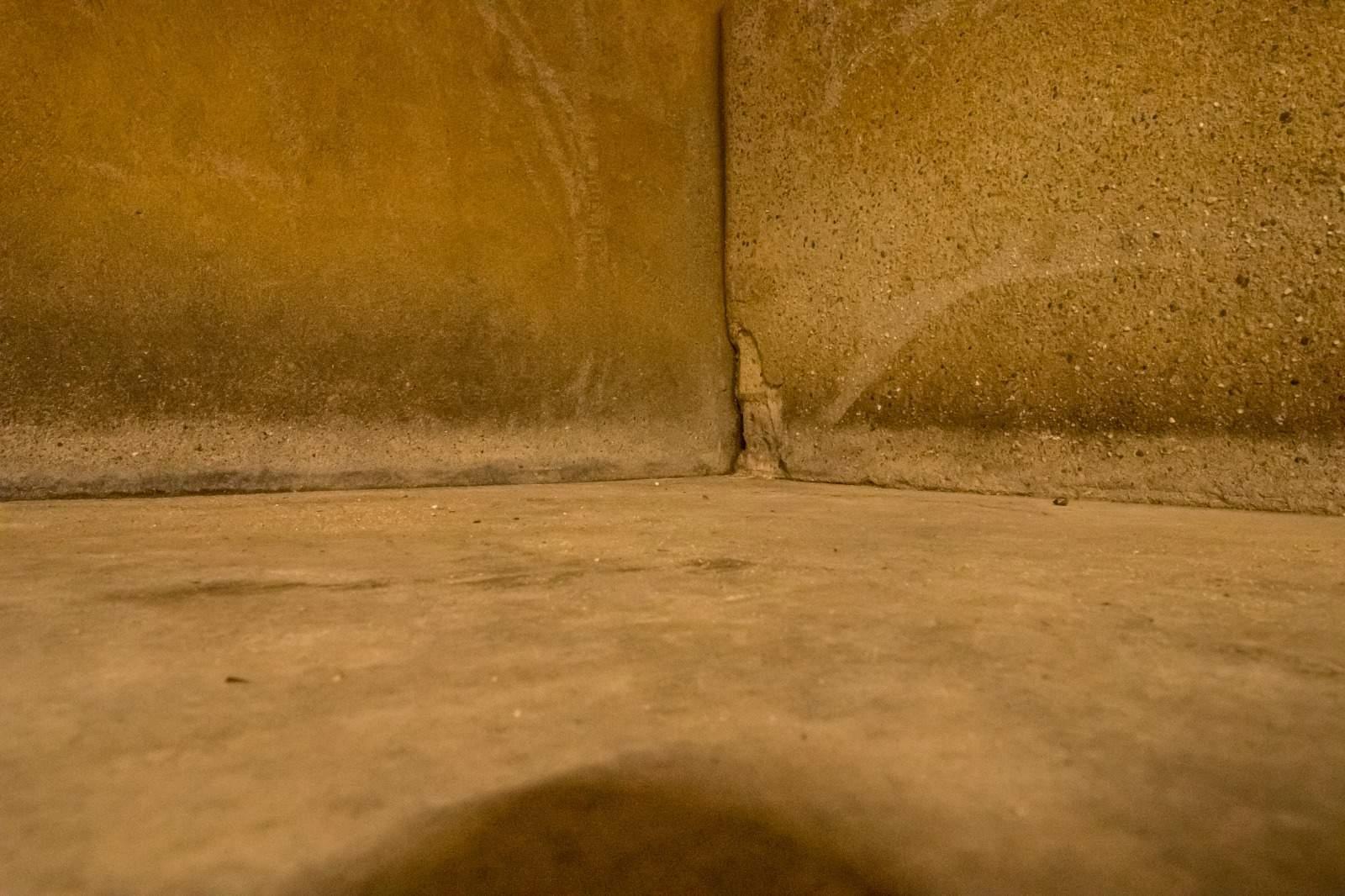 aantasting zuur beton