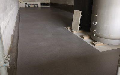 Het probleem van aantasting van beton in de voerkeuken